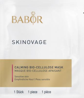 442700_BABOR_Raminanti veido kaukė jautriai odai. Calming Bio-Cellulose Mask