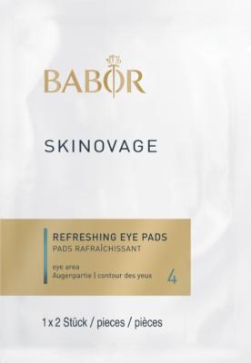 443100-2_BABOR_Paakių kaukė - padeliai. Skinovage Balancing Refreshing Eye Pads