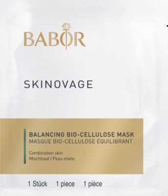 443800_BABOR_Bioceliuliozinė veido kaukė. Balancing Bio-Cellulose Mask