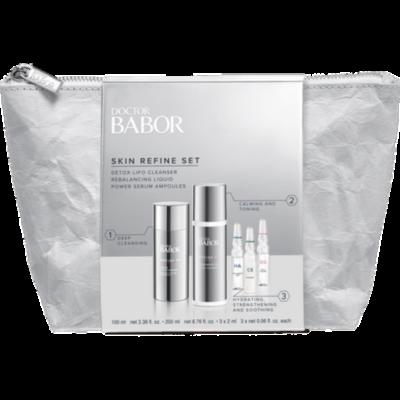 400886_Doctor BABOR Refine_Veido priežiūros priemonių rinkinys_Skin Refine Set_3