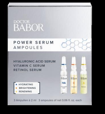 900676_Doctor BABOR_Power Serum stangrinancios ampules veidui drekinancios ampules veidui